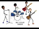Animation - Hot Legs Rod Stewart (Bay Kulas Rocks) Video