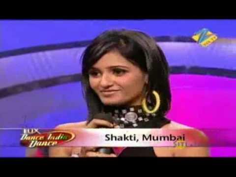 Lux Dance India Dance Season 2 Jan. 30 10 - Shakti