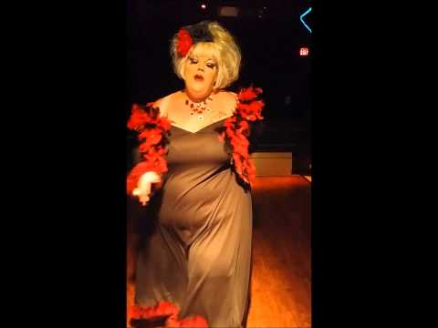 Anita Waistline Performing Big Blonde & Beautiful video