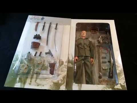 Dragon 1/6 WW2 Action Figure Unboxing