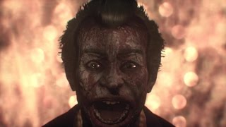 Batman Arkham Knight Alternate Intro Cutscene Joker Under My Skin