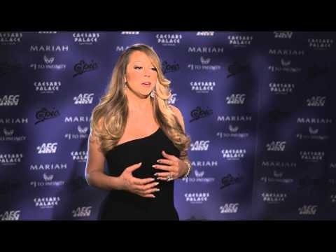Robin Leach interviews Mariah Carey
