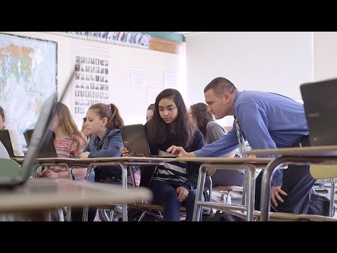 Previewing A New Classroom By Google video
