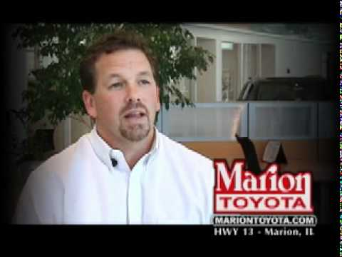 Marion Toyota introduces Market Based Pricing to southern Illinois