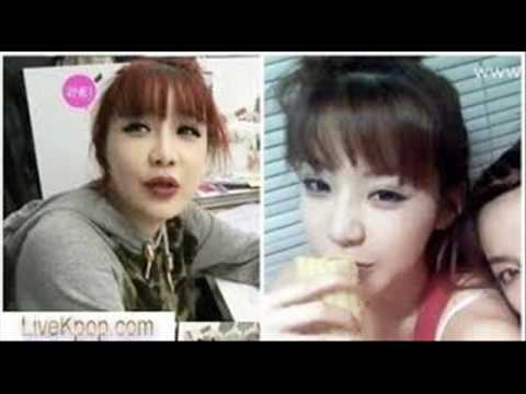 2ne1 without makeup youtube