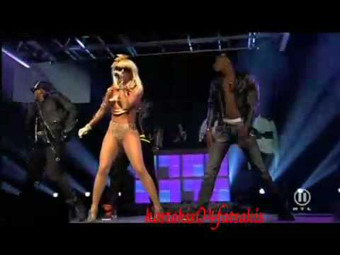 Lady GaGa(CONCERT @ The Dome 49) - Just Dance HQ Music Videos