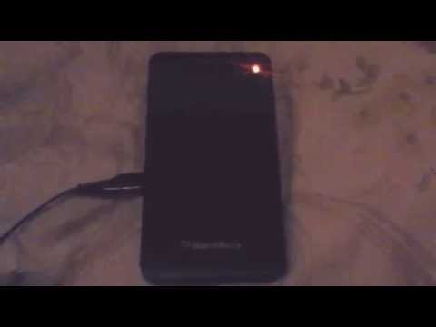 Blackberry z10 not turning on plz help