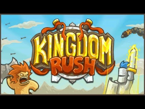 Kingdom Rush HD iPad Gameplay
