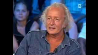 Didier Barbelivien - On n'est pas couché 15 septembre 2007 #ONPC