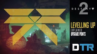 Destiny 2: Level Up, Upgrade Points & MORE!