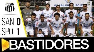 Santos 0 x 1 Sport   BASTIDORES   Brasileirão (24/06/17)