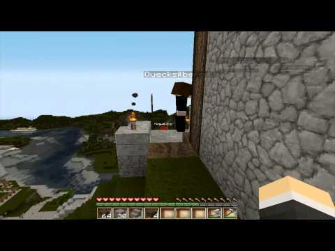Let's Play UMCN - MineCraft Server - Episode 12 [German] Ich bin zu leise :´(