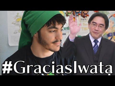 Satoru Iwata ha muerto - #GraciasIwata