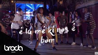 Djodje - La Ki Nos É Bom (Official Lyric Video)