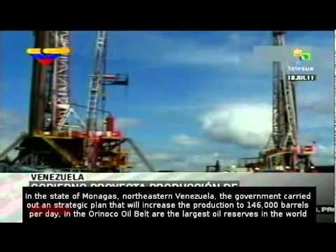 Venezuela plans to increase dramatically its oil production