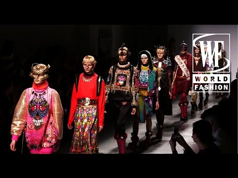 Manish Arora Fall-Winter 15-16 Paris Fashion Week