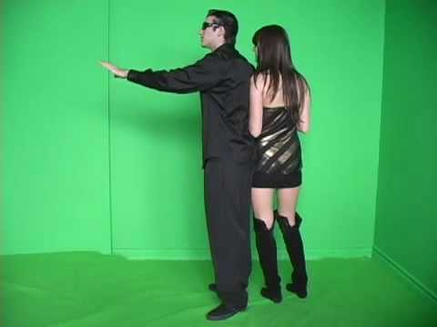 """5 Minute Film School"" Green Screen movie"