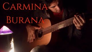 09 Carmina Burana 39 O Fortuna 39 Carl Orff Classical Guitar By Luciano Renan
