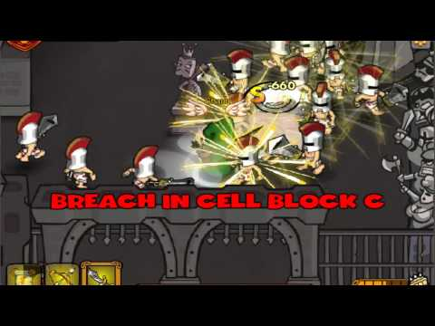 Dungeon Rampage on Facebook - Video 1.