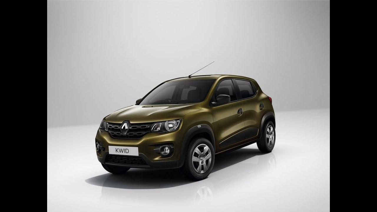 2016 Renault Kwid Review - YouTube