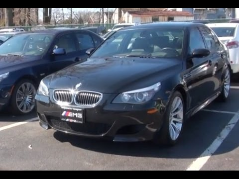 2008 BMW M5 E60 500hp V10 SMG Transmission