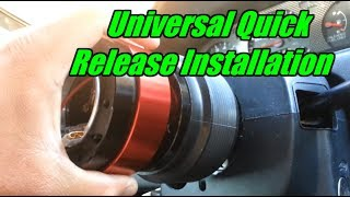 Universal Quick Release Installation Tutorial
