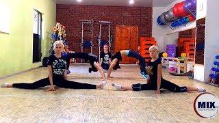 Развитие гибкости всего тела! Растяжка для начинающих! Фитнес студия MIXfit в Балашове