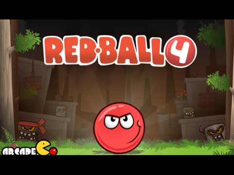 Red Ball 4 - iPhoneiPod TouchiPad - Gameplay