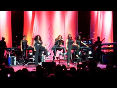 Ledisi the Truth Tour  The Warfield Theater Sf 5 21 14 video