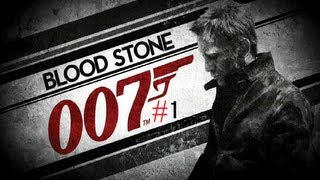 James Bond Blood Stone #1 -Tipe Bak Çay Demle