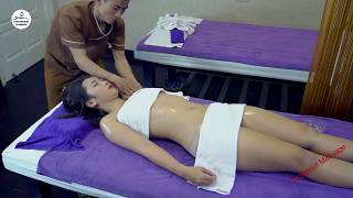 Swedish Massage Techniques Front Body More Relaxation Amp Flexibility