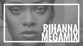 Rihanna Megamix - The Adventures of BadGalRiRi (40+ Hits in 1 Megamix!)