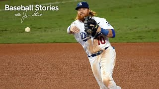 Justin Turner Explains His Connection to Ed Sheeran | Baseball Stories
