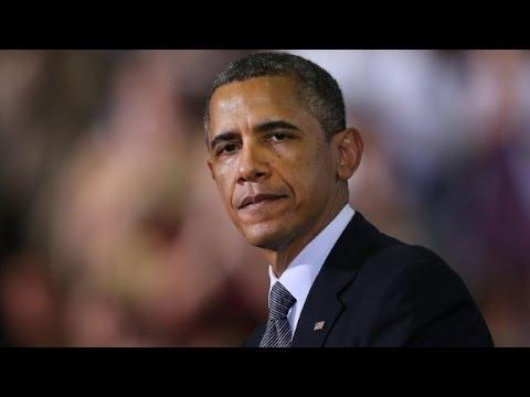 """Obama on gun violence: """"enough is enough"""""""