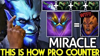 Miracle- [Riki] This is How Pro Counter AM 200 IQ Plays 7.21 Dota 2