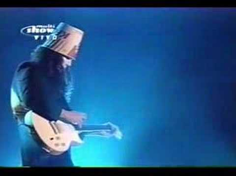 Buckethead - Dans Movie