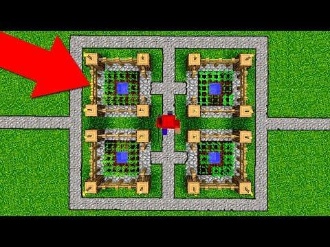 МОЯ МАЛЕНЬКАЯ ФЕРМА, ВСЕ МИНИ-ИГРЫ МАЙНКРАФТА ЧЕЛЛЕНДЖ №10 Minecraft My Little Farm