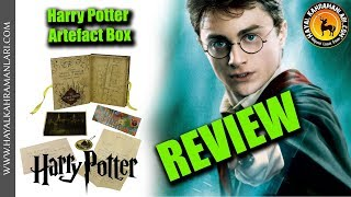HARRY POTTER Artefact box - Noble Collection - Review