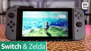Nintendo Switch and The Legend of Zelda: Breath of the Wild | First Impressions