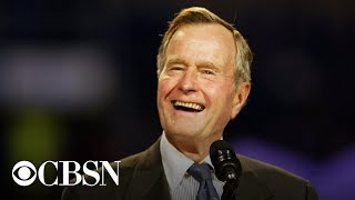 CBS News Special Report: Remembering George H. W. Bush, President and Patriot
