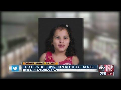 Hillsborough schools settle lawsuit with parents of special needs student Isabella Herrera