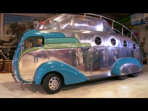 Decoliner Custom Built - Jay Leno's Garage