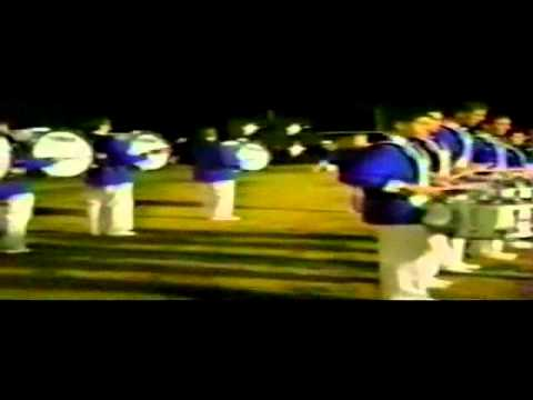 Starmount High School Drumline 1991 Drum Solo