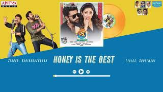 Download Honey Is The Best Audio Song F2 Movie Songs Venkatesh