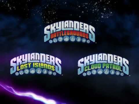 Mobile Starter Pack Trailer: Official Skylanders