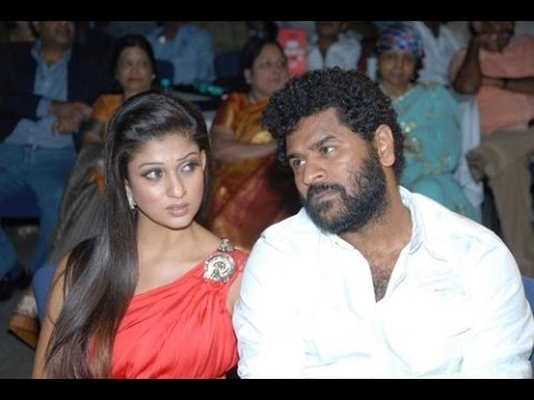 Nayanthara - I Can Forgive Simbu But Not Prabhu Deva | Hot Tamil Cinema News | video