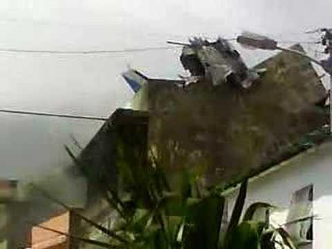 (wc) accidente de avioneta en catia la mar