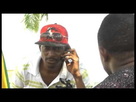 Jenifa and Okon in COMING TO LAGOS(Nollywood Full Comedy Movie 2015 ON MY SWEET FM/LINKTV)