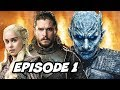 Game Of Thrones Season 8 Episode 1 - Night King Scene Hidden Meaning Explained