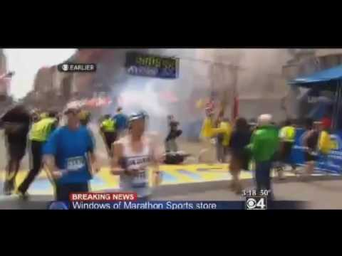 VIDEO EXPLOSION Marathon BOSTON – bomb blast IN Boston Marathon Breakin news 15/04/2013